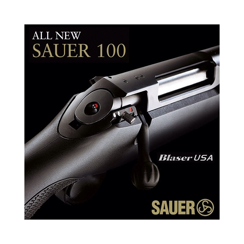 RIFLE SAUER 100 CALIBRE 7RMG