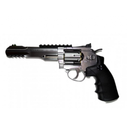 Revólver Smith & Wesson Mod. 327 TRR8 Nickel Co2 4,5 mm