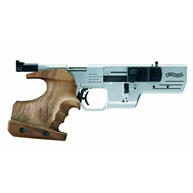 Pistola Walther SSP Cal. 22 L.R. electronica