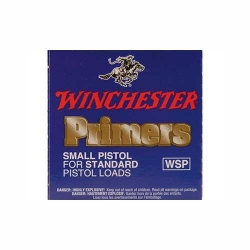 Piston small pistol Winchester