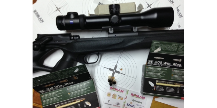 RIFLE BLASER R8 PROFESIONAL SUCCESS DEL 300 V8