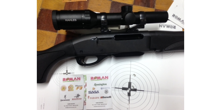 RIFLE REMINGTON 3006 CON KALHES HELIA 5 1-5X24