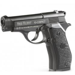 Pistola de CO2 Gamo Red Alert RD Compact, calibre 4,5 mm
