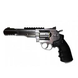 Revólver Smith & Wesson Mod. 327 TRR8 Nickel Co2 4,5 mm