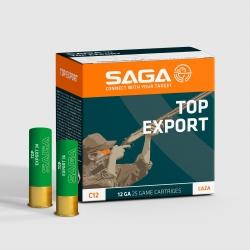 CARTUCHOS SAGA EXPORT 34 GR. CAZA