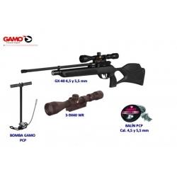 CARABINA GAMO PCP GX-40 pack 5.5