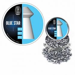 BALINES BSA BLUE STAR CAL. 5,5MM (250 UD)