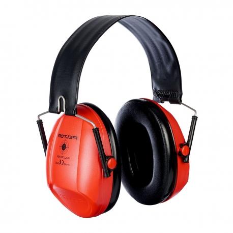 Cascos Protección Auditiva Peltor Bull's Eye H515 3M