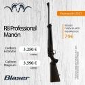 RIFLE BALSER R8 PROFESIONAL Marron